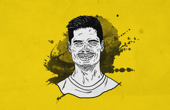 Julian Weigl 2019/20 - scout report - tactical analysis tactics