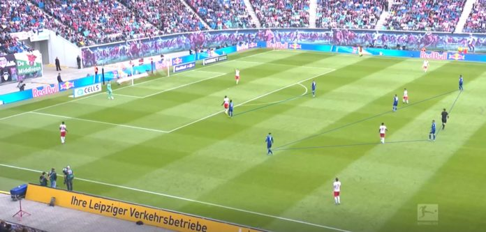Bundesliga 2019/20: RB Leipzig Schalke- tactical analysis tactics