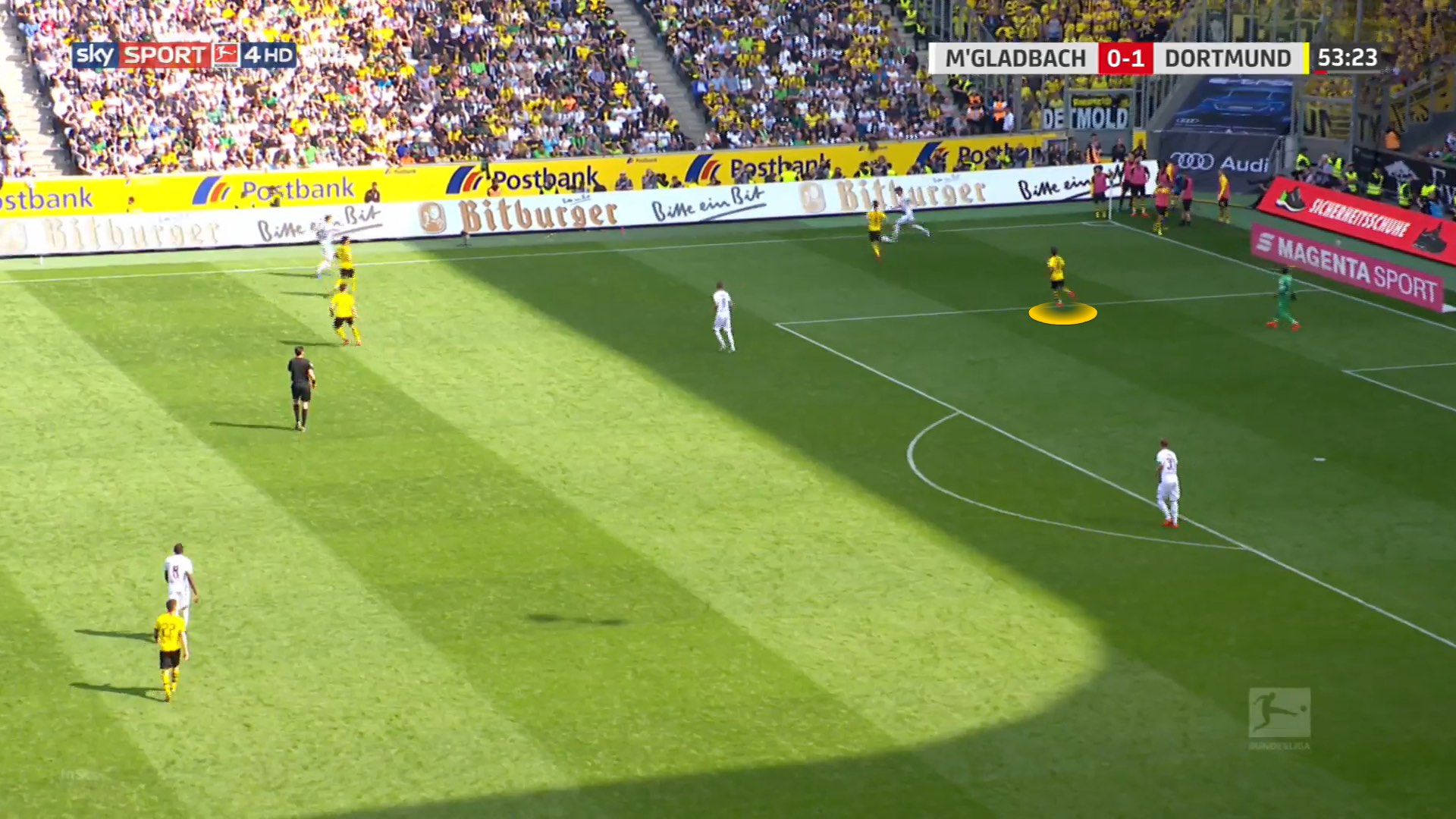 Finding a new club for Mario Götze 2019/20 - Scout Report - tactical analysis tactics